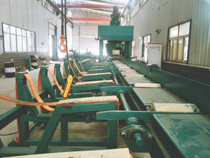 Round Bar Straightening Machine