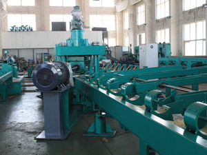 Steel Round Bar Straightening Machine